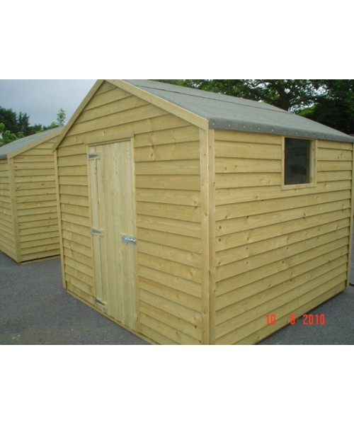 8ft x 8ft budget shed garden sheds for sale for Patio sheds for sale