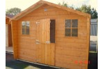 8ft x 6ft Cabin Shed