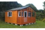 15ft x 14ft Custom Built Summer House