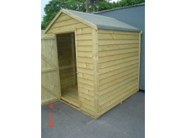 6ft x 6ft Budget Shed