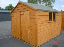 10ft x 14ft Superior Shed