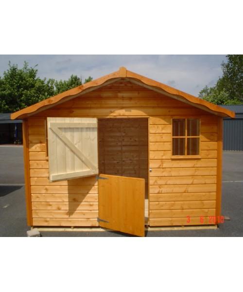 8ft x 12ft kendal garden sheds for sale for Garden shed for sale
