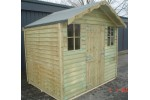 8ft x 8ft Kendal Shed (Budget)
