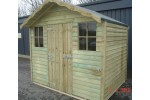 8ft x 6ft Kendal Shed (Budget)