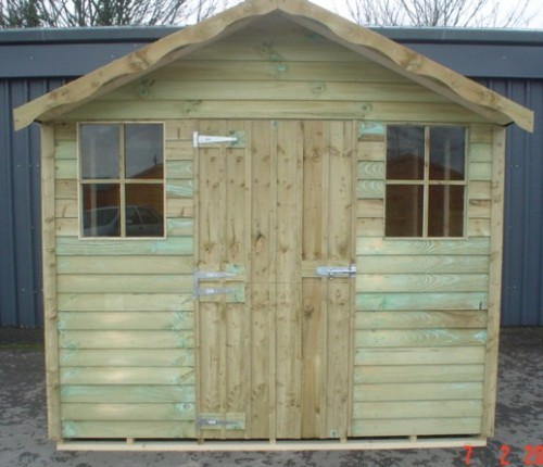 10ft x 8ft Kendal Shed (Budget)