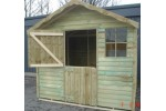 14ft x 8ft Kendal Shed (Budget)