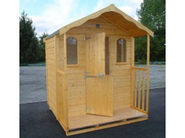 6ft x 8ft Playhouse