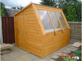 6ft x 6ft Potting Shed