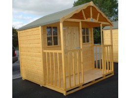 8ft x 14ft Summer House