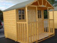 8ft x 8ft Summer House