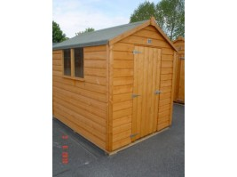 8ft x 6ft Superior Shed