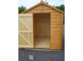6ft x 6ft Superior Shed